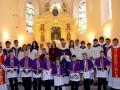 Poświęcenie szat liturgicznych, 23.03.2014