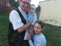 Spotkanie z dziećmi i z niepełnosprawnymi, 13.10.18