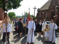 Wprowadzenie relikwii św. S. Faustyny, 12.07.2015