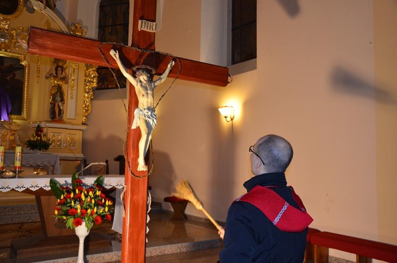 droga krzyżowa z watykanu